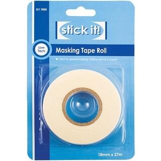 Stick It! Masking Tape 18mm X 27m-