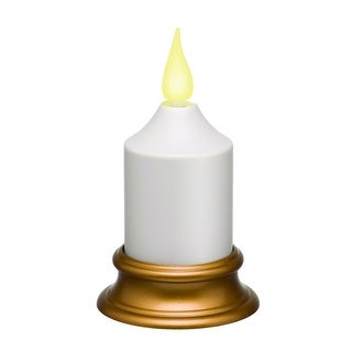 Celebrations FPC1410 Flickering LED Flameless Votive Candle