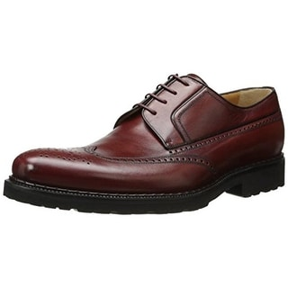 A. Testoni Mens Oxfords Leather Formal