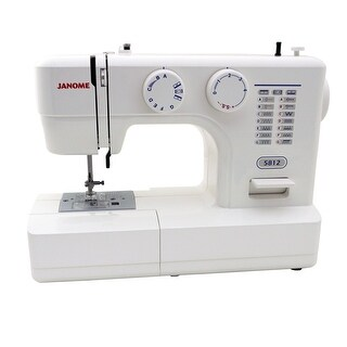 Janome 5812 Sewing Machine with Exclusive Bonus Bundle
