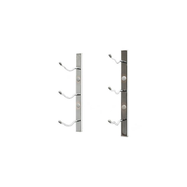 Shop Vintageview Ws11 1 Foot 3 Bottle Wall Mounted Wine Rack Free