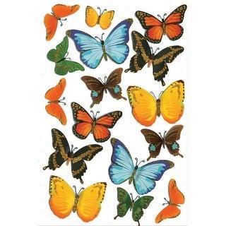 Martha Stewart Stickers-Butterflies