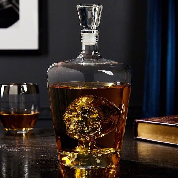 Phantom Skull Decanter for Liquor