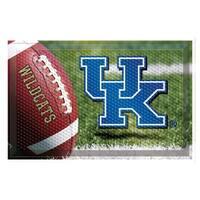 NCAA University of Kentucky Wildcats Shoe Scraper Door Mat
