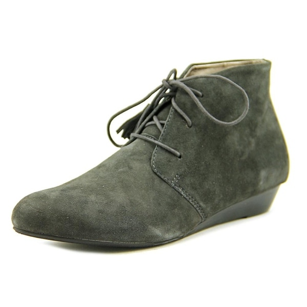 Array Brittney Charcoal Boots