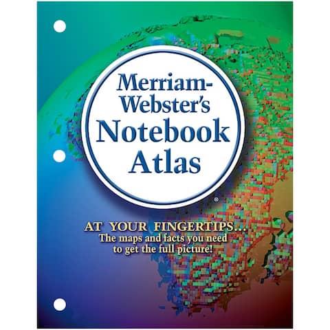 Merriam-webster merriam websters notebook atlas 6527