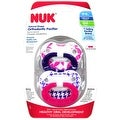 NUK Orthodontic Pacifier, 0-6 Months, 1 ea - Thumbnail 0