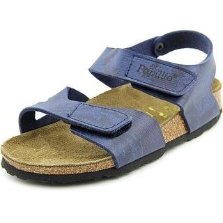 Papillio Bari Open Toe Canvas Gladiator Sandal