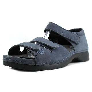 Propet Ortho Walker III Round Toe Leather Walking Shoe
