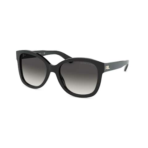 Ralph Lauren RL8180 50018G 54 Black Woman Pillow Sunglasses