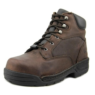 "HyTest by Wolverine 6"" Opanka Internal Met Guard Steel Toe Men"
