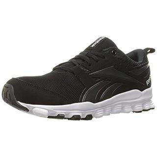 Reebok Womens Hexaffect Sport Mesh Colorblock Running Shoes