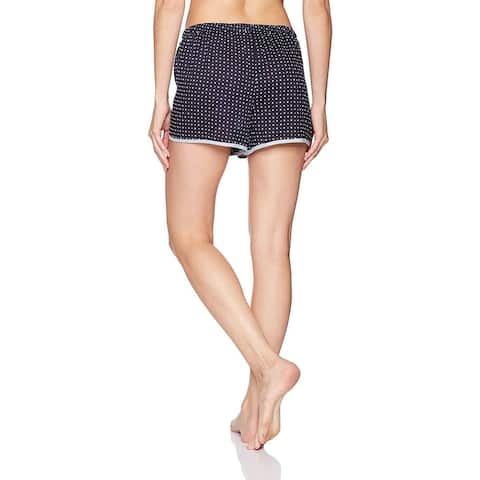 Tommy Hilfiger Women's Varsity Short, Jet Setter Dot (M)