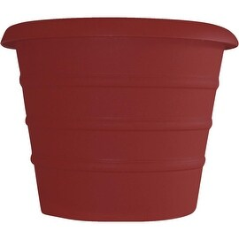 "Myers 6"" Red Marina Pot"