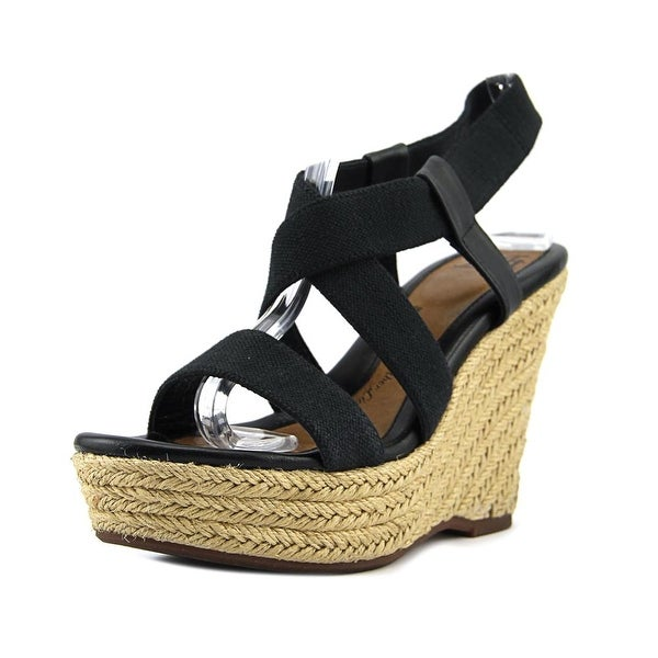 Sofft Perla Black Sandals