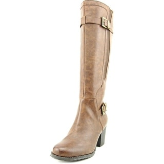 Naturalizer Trebble    Round Toe Synthetic  Knee High Boot