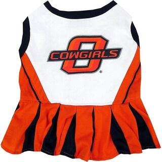 Collegiate Oklahoma State Pet Cheerleader