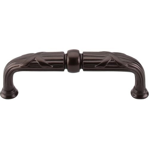 Top Knobs M937 Edwardian 3-3/4 Inch Center to Center Handle Cabinet Pull
