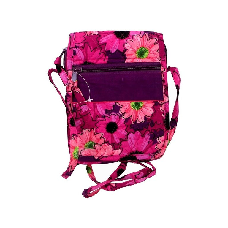 Lightweight Large Capacity Portable Luggage Bag Pink Cactus Flowers Travel Duffel Bag Backpack