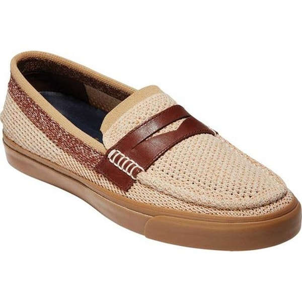 284172e42b6 Cole Haan Men  x27 s Pinch Weekender LX Stitchlite Penny Loafer Iced Coffee