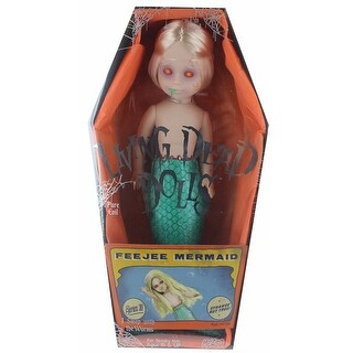 Living Dead Dolls Series 30 Sideshow: FeeJee Mermaid - multi