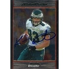 Kevin Curtis Philadelphia Eagles 2007 Bowman Chrome Autographed Card Nice Card This item comes wi