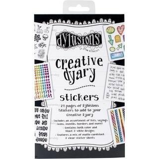 Dyan Reaveley's Dylusions Creative Dyary Sticker Book- https://ak1.ostkcdn.com/images/products/is/images/direct/42e0585a4297e16312ec2849ac46821fd1a62ac1/Dyan-Reaveley%27s-Dylusions-Creative-Dyary-Sticker-Book-.jpg?impolicy=medium