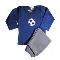 Loralin Design BNS6 Soccer Outfit - Blue, 6-12 Months