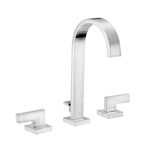 Design House 547646 1.5 GPM Widespread Bathroom Faucet - Polished Chrome