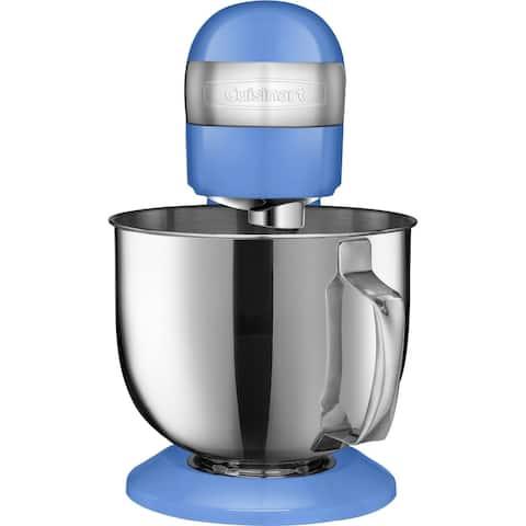 Cuisinart SM-50BL Precision Master 5.5-Quart Stand Mixer, Blue