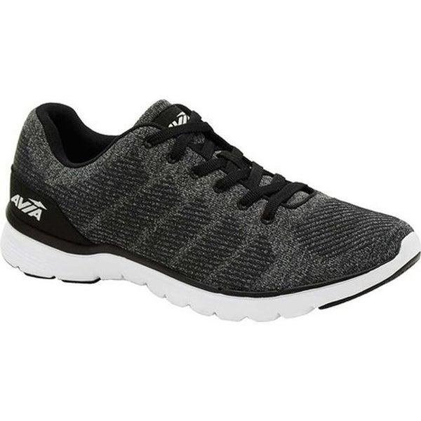 AVI-Rift Sneaker Black/Iron Grey/White
