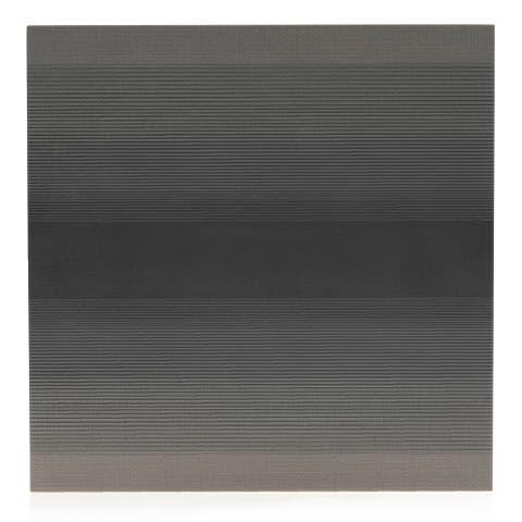 8x8 Level Gray Down Straight Porc.Tile (6.9 Sq. Ft./ 16 pc box)
