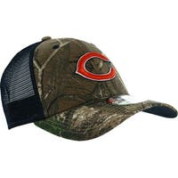 Chicago Bears 9FORTY RealTree Trucker Snapback Hat