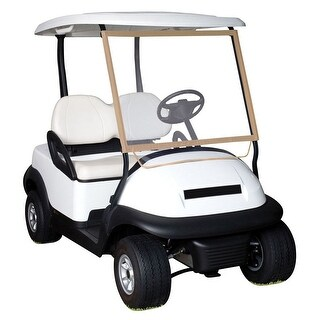 Classic Accessories Portable Deluxe Golf Cart Windshield - 40-001-012401-00