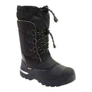 Baffin Boys' Pinetree Snow Boot Juniors Black