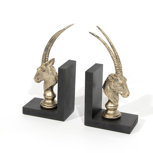 Zawadi, Bookends Set of 2. Opens flyout.