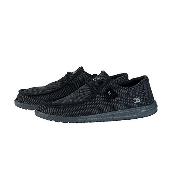 Hey Dude Mens Wally L Sox, Black, 12
