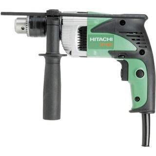 """Hitachi DV16V Pro-Grade Hammer Drill, 5/8"""", 6 Amp"""