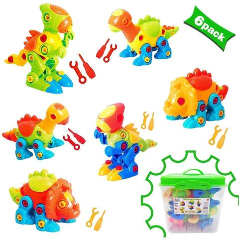 Dinosaur Toys Take Apart