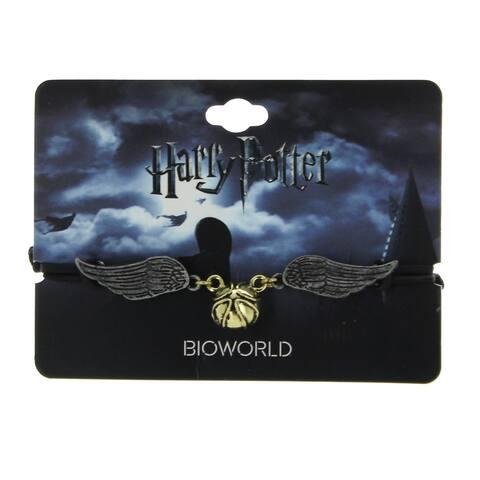 Harry Potter Golden Snitch Bracelet - Black