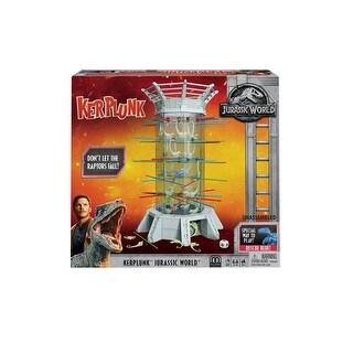 Jurassic World Kerplunk Raptors Game