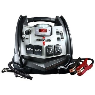 Schumacher XP2260 Portable Power Jump Start Systems, 1200-Peak Amp