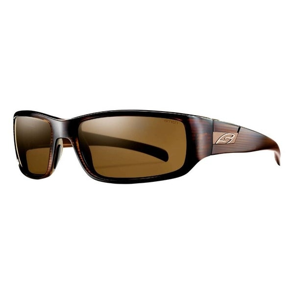706bae659c Shop Smith Optics Sunglasses Mens Timeless Design Prospect Lifestyle -  brown stripe brown - One size - Free Shipping Today - Overstock - 16076520