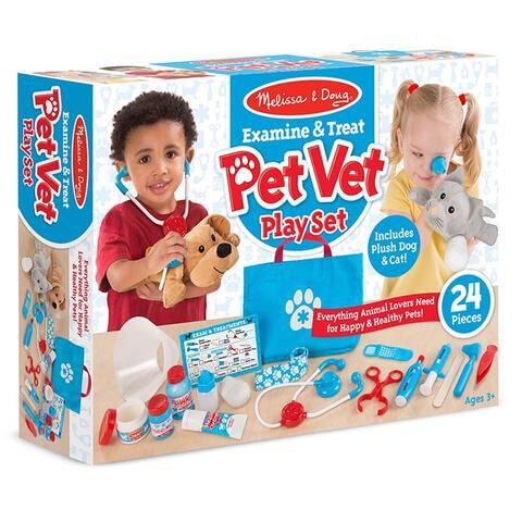 Examine and Treat Pet Vet Play St
