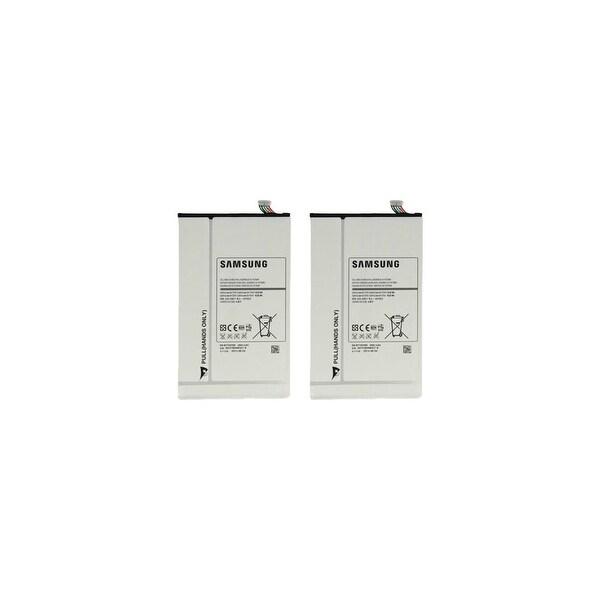 Battery for Samsung EBBT705FBE (2-Pack) Tablet Battery