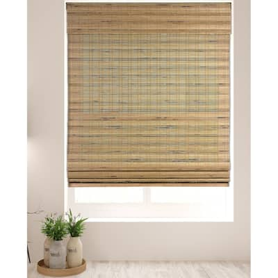 Arlo Blinds Tuscan Bamboo Roman Shades with 60 Inch Height