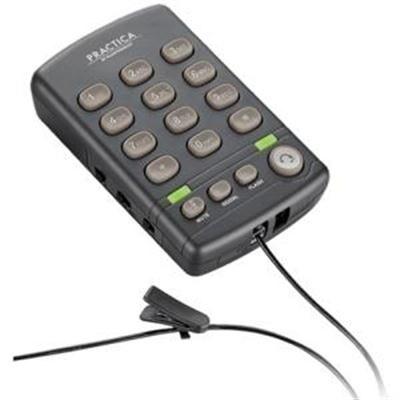 Plantronics 204556-01 Na 1-Handset Landline Telephone, Gray