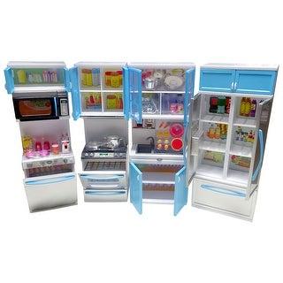 Envo Toys Large Kitchen Toy Play Set