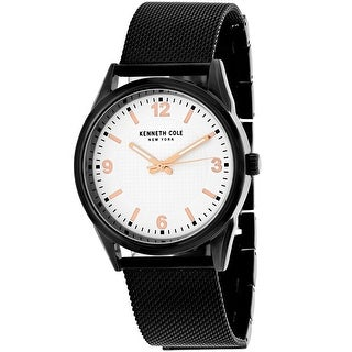 Kenneth Cole Men's Classic Silver Dial Watch