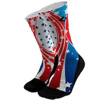 Stars and Stripes Athletic Compression Socks